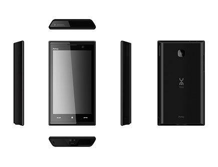 Pierwszy telefon WiMax