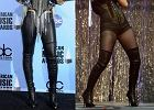 Rihanna i Christina Aguilera w takich samych butach! Zdj�cia