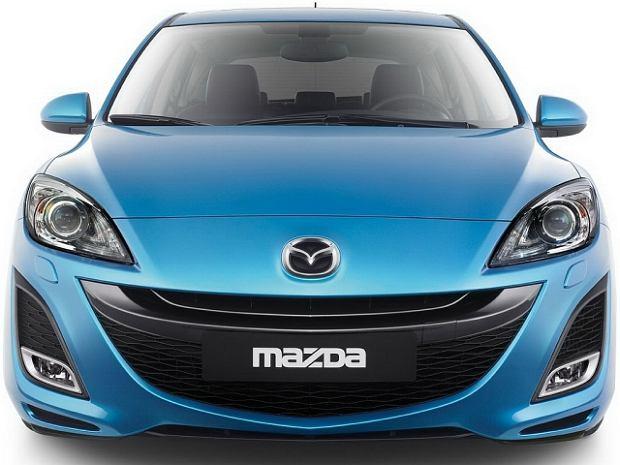 Mazda 3 hatchback - galeria