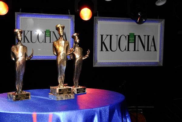 Zdjęcie numer 2 w galerii - Już wiemy kto wygrał! Rozstrzygnięcie konkursu na Kucharza Roku 2008!
