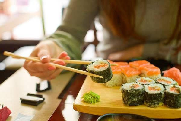 Japońska Kuchnia Sushi Wszystko O Gotowaniu W Kuchni
