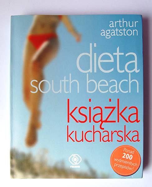 Wasze recenzje: Dieta South Beach. Ksi��ka Kucharska