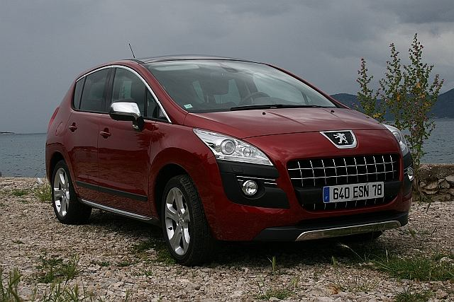 Peugeot 3008 - le crossover