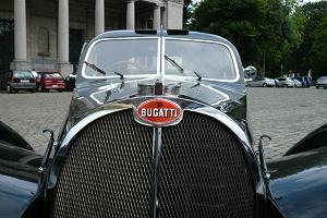 Wakacje z Bugatti