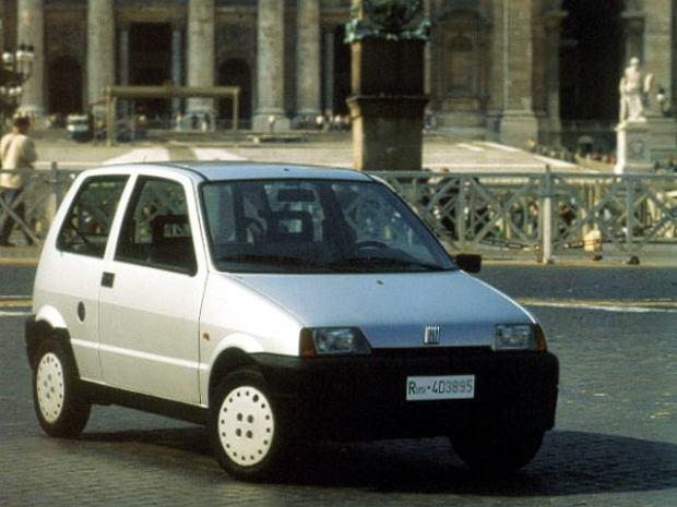 Fiat Cinquecento (1991-1998) - opinie Moto.pl