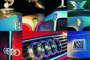 Audi zmienia logo