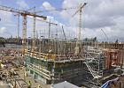 Rz�d wycofuje si� z realizacji niekt�rych projekt�w na Euro 2012