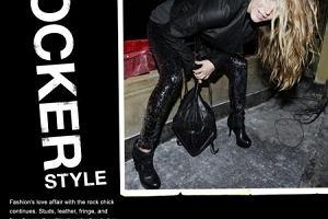 Jak si� ubra� zgodnie z trendem Rocker style?