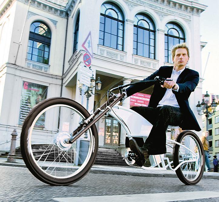 Jazda z prądem czyli rowery elektryczne -> Nowoczesne Kuchnie Elektryczne