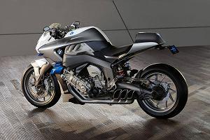 Rz�dowa sz�stka w motocyklu BMW