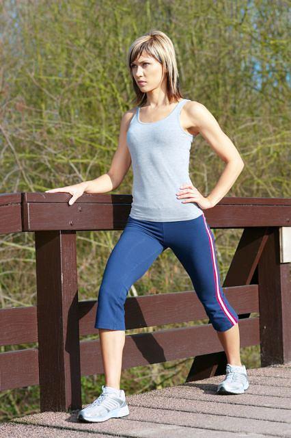 Aktywno�� fizyczna to nie tylko pi�kna sylwetka, ale i dobre samopoczucie.