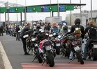 Ni�sze op�aty dla motocyklist�w na A4