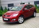 Mazda CX-7 - test | Za kierownic�