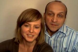 Isabel i Marcinkiewicz sk�adaj� Wam �yczenia noworoczne! WIDEO