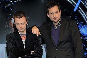 Szymon Ho�ownia i Marcin Prokop.