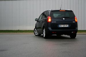 Peugeot 5008 - test | Pierwsza jazda