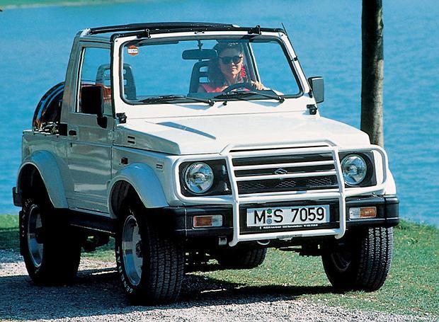 Suzuki Samurai - opinie Moto.pl