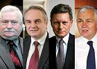 Lech Wałęsa, Waldemar Pawlak, Leszek Balcerowicz, Jan Krzysztof Bielecki