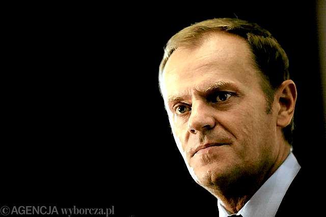 Premier Donald Tusk, Sopot 2009 r.
