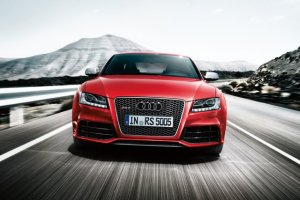 Audi RS5 - test | Za kierownic�
