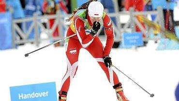 Vancouver 2010. Weronika Nowakowska po biegu sztafetowym