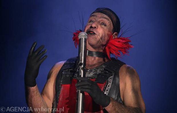 Rammstein zagra w sobotę we Wrocławiu