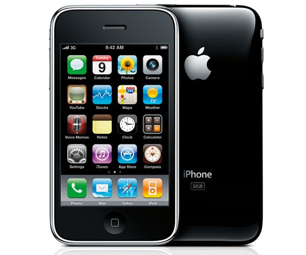 Aplikacje na iPhone