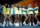 Cheerleaderki Chimek przynios� szcz�cie Prokomowi