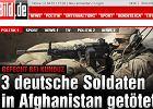 Niemcy biją się z talibami