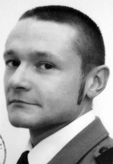 mjr. Dariusz Michałowski
