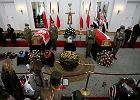 Dzi� ostatnia szansa na po�egnanie prezydenta w Pa�acu