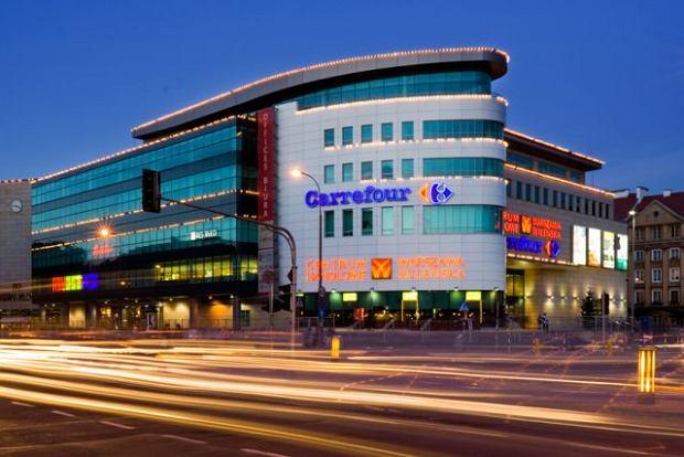 Centrum handlowe Warszawa Wile�ska