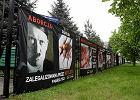 Szokuj�ca wystawa: z Hitlerem przeciwko aborcji [WIDEO]