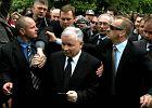 Ochrona prezesa PiS kosztuje ponad 100 tys. zł miesięcznie