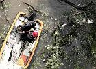 Powódź coraz dalej, ale wały wciąż są zagrożone