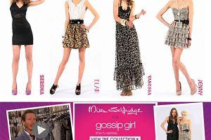W stylu Gossip Girl - kolekcja Miss Selfridge