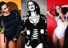 Minogue w strojach k�pielowych. Foto