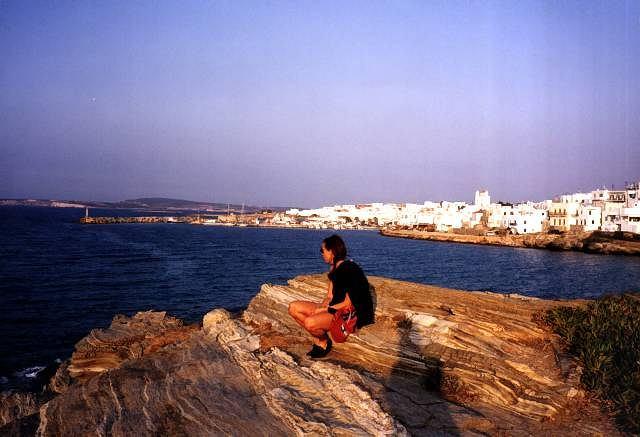 Grecka wyspa Paros