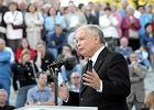 """Wybory 2010. J. Kaczyński: Będę używał słowa """"lewica"""", a nie """"postkomunizm"""""""