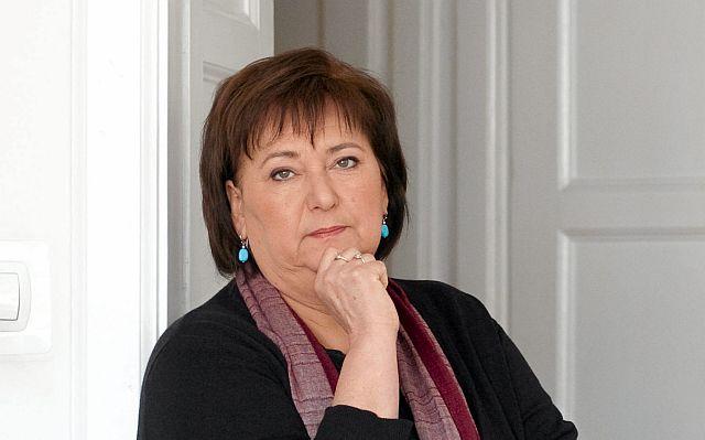 ANNA KOMOROWSKA , ZONA MARSZALKA BRONISLAWA KOMOROWSKIEGO