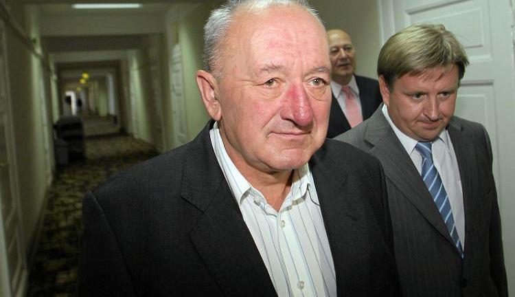 Włodzimierz Olewnik w Sejmie
