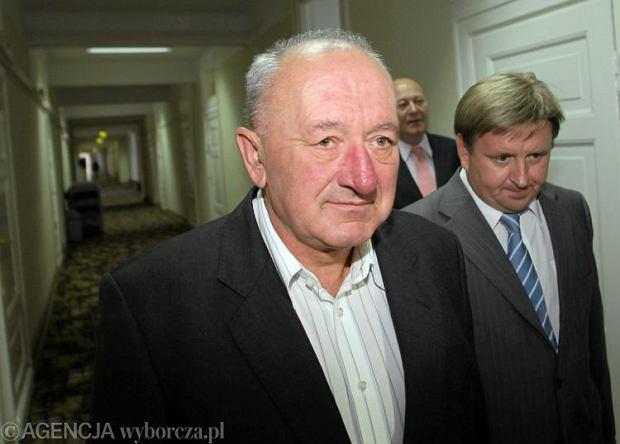 W�odzimierz Olewnik w Sejmie