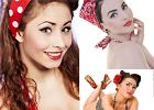 Sekrety makija�u w stylu Pin-Up Girls