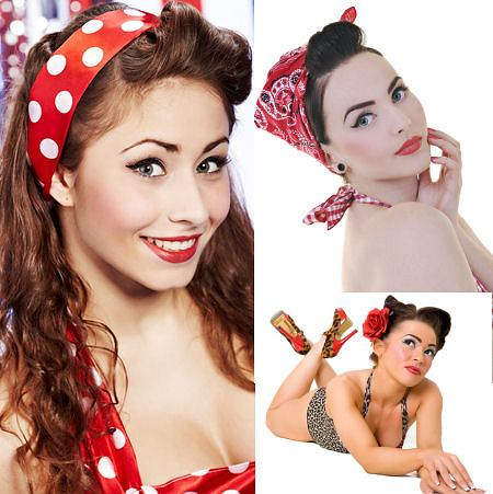 Girl on B  D   Jak Pin   Up Girl   Instrukta   Makija  U