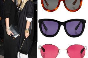 Nowa kolekcja okular�w si�str Olsen