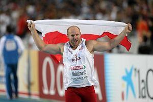 Lekkoatletyka. Piotr Ma�achowski mistrzem Europy. Wielki rewan� na Niemcu