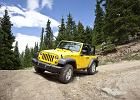 Jeep   Wrangler  - facelifting