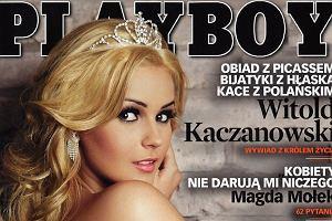 Angelika Jakubowska w Playboyu