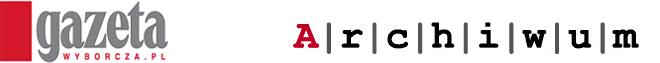 Internetowe Archiwum Gazety Wyborczej