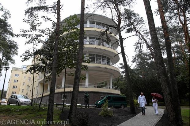 OtwockPowstalSzpitalWBylymSanatorium